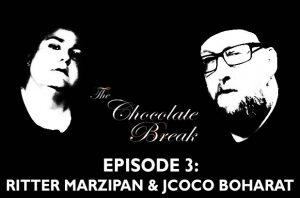 Episode 3: Ritter Sport Marzipan & JCOCO Boharat